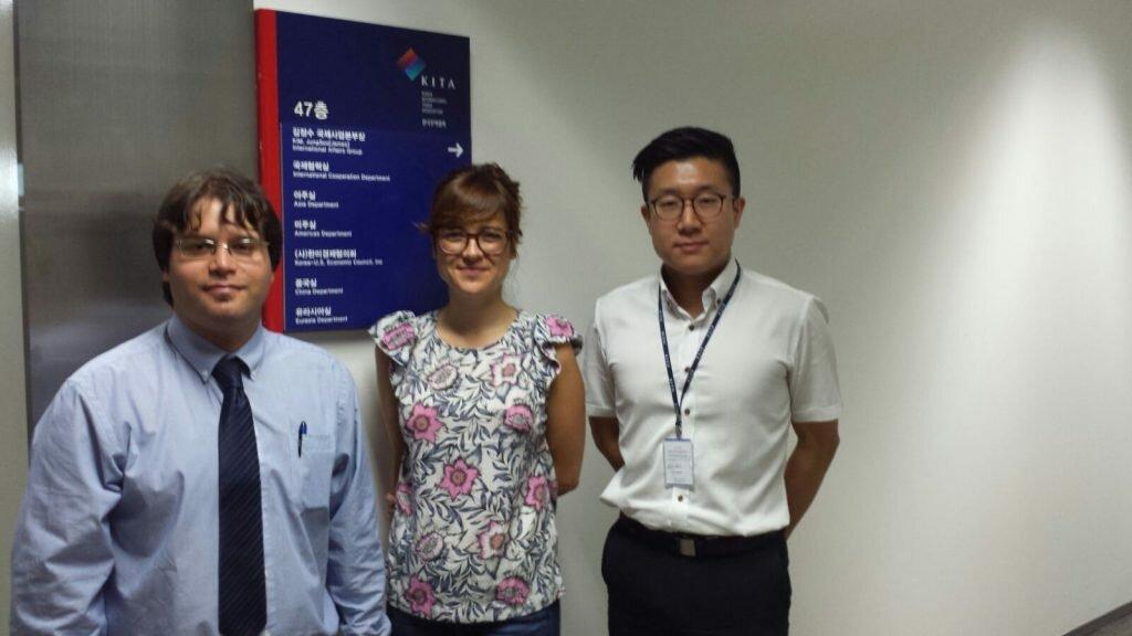 oportunidades de negocio en el mercado de Korea