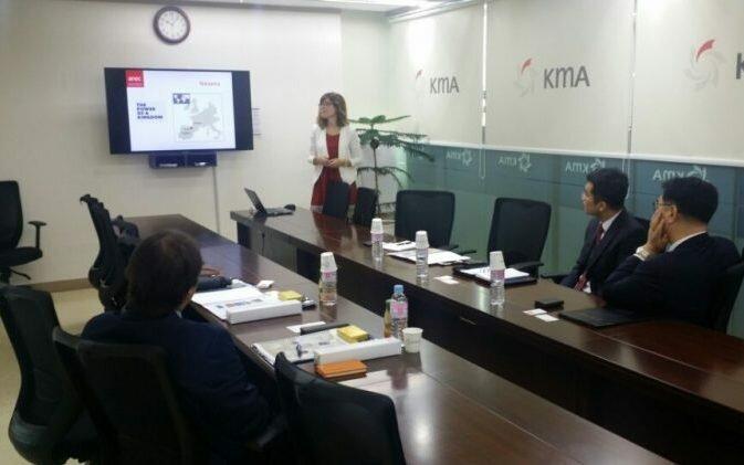 oportunidades de negocio en el mercado coreano