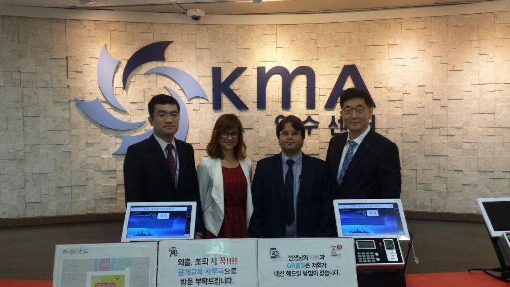 KMA oportunidades empresas navarras en korea