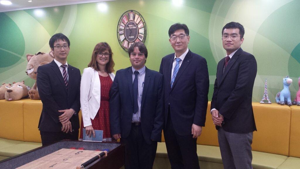 KMA3 negocios en Korea para empresas navarras