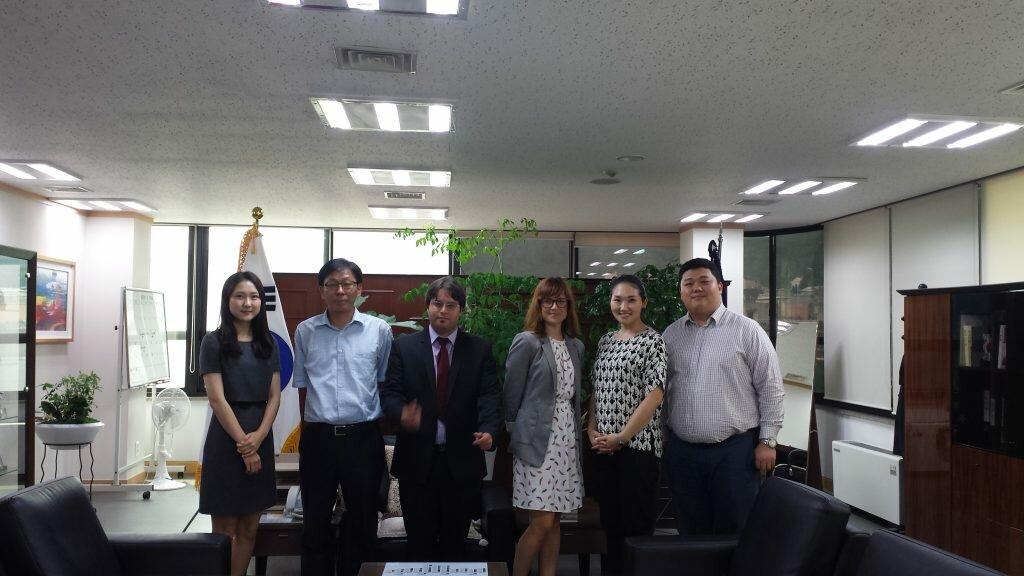 busqueda de oportunidades de anec en Korea
