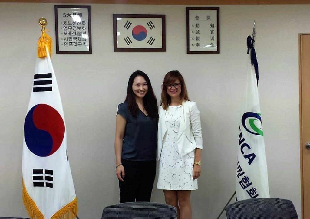 Acuerdo empresarial Navarra Corea Kenka