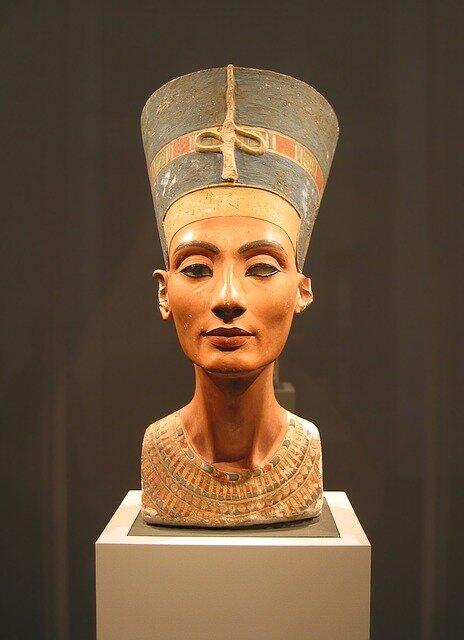 Nefertiti exenciones tributarias egipto