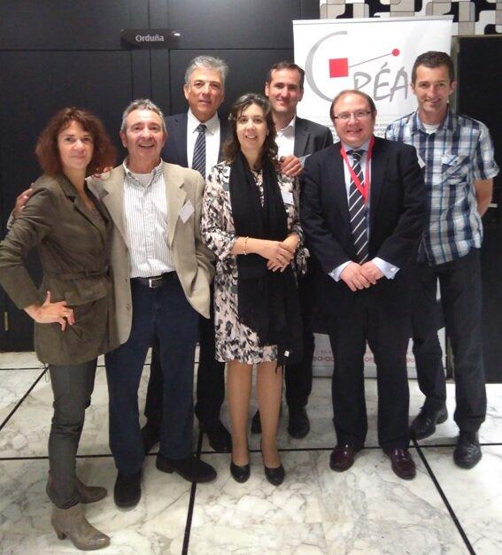 Foto ANEC Networking Transfronterizo Euskadi-Navarra-Aquitania