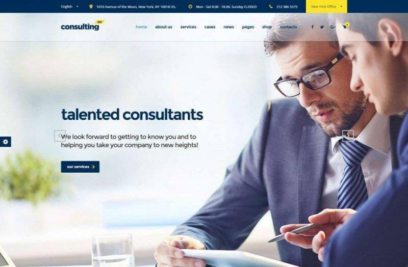 Claves para lanzar una web de consultoría
