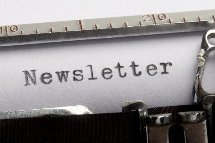 El contenido del texto es fundamental para tu newsletter