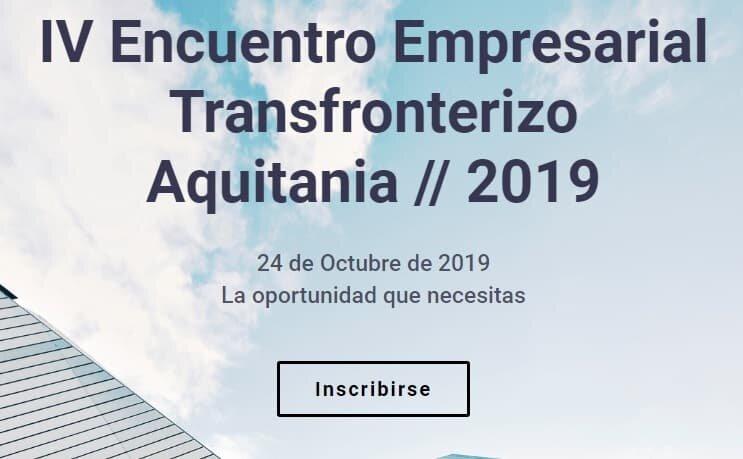 Encuentro transfronterizo Navarra Aquitania